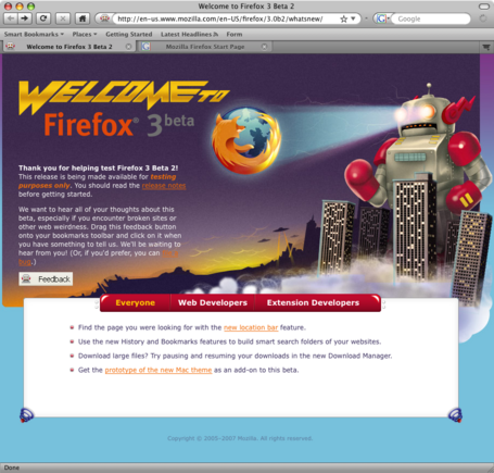 Firefox 3 Released On June 17 !